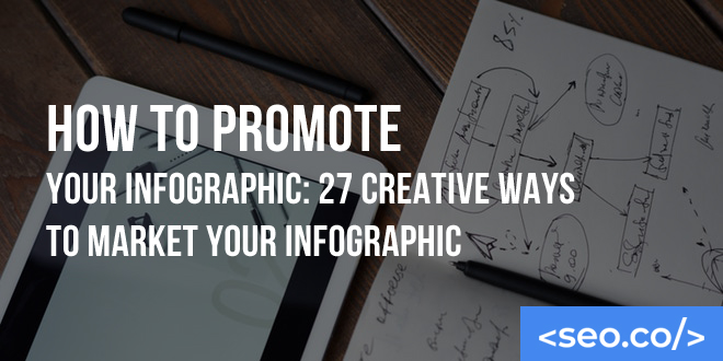 How to Promote Your Infographic: 27 Creative Ways to Market Your Infographic