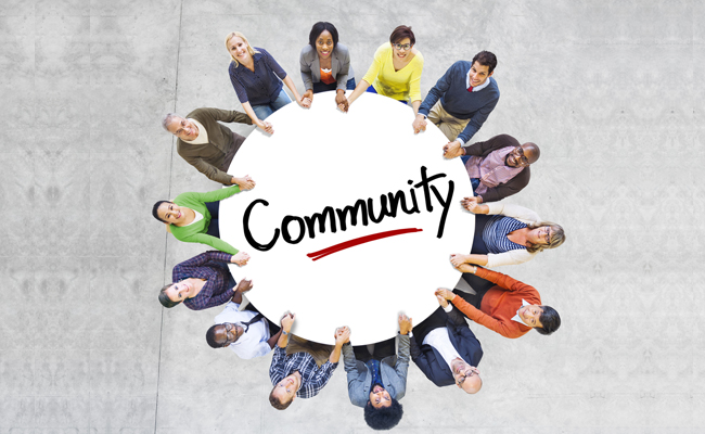 Get Involved in the Community with Comments