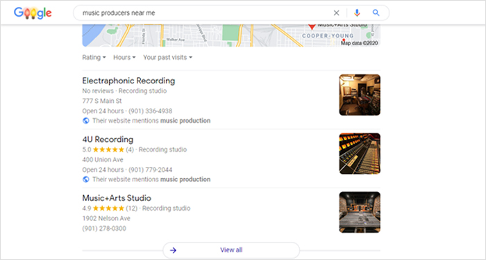 Music Producers Google Search